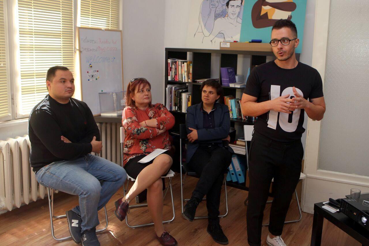 Фондация GLAS и партньори организираха информационно събитие за ХИВ в Rainbow Hub