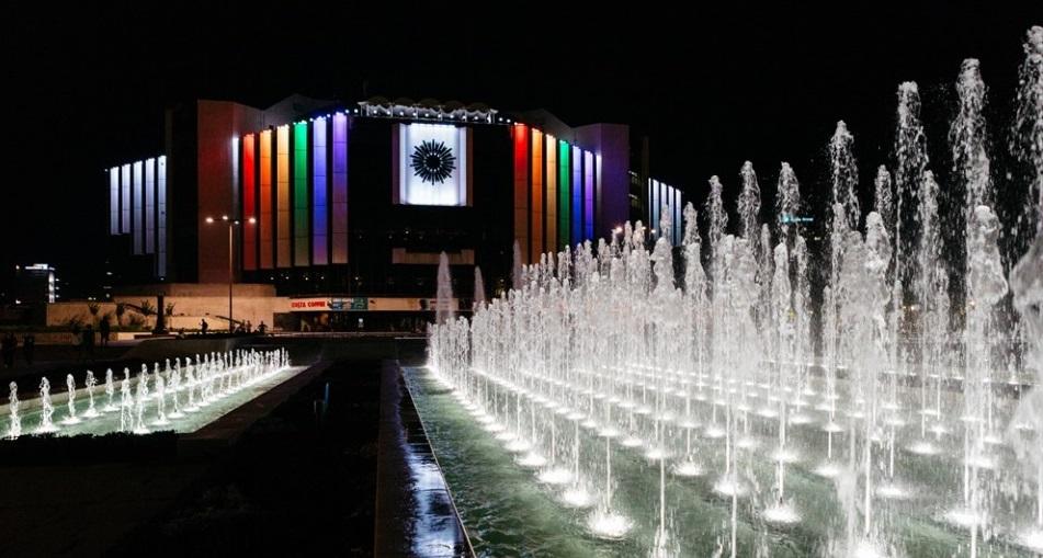 Националният дворец на културата ще бъде осветен в цветовете на дъгата за Деня на толерантността