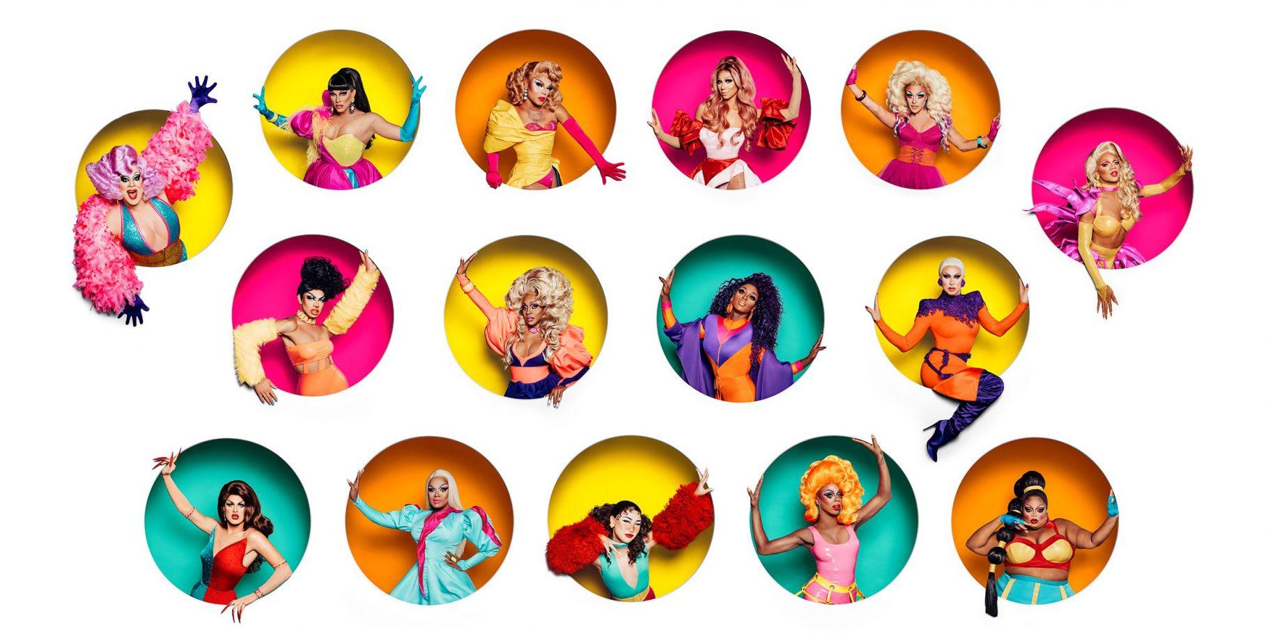 GLAS организира седмични прожекции на 11-ия сезон на RuPaul's Drag Race