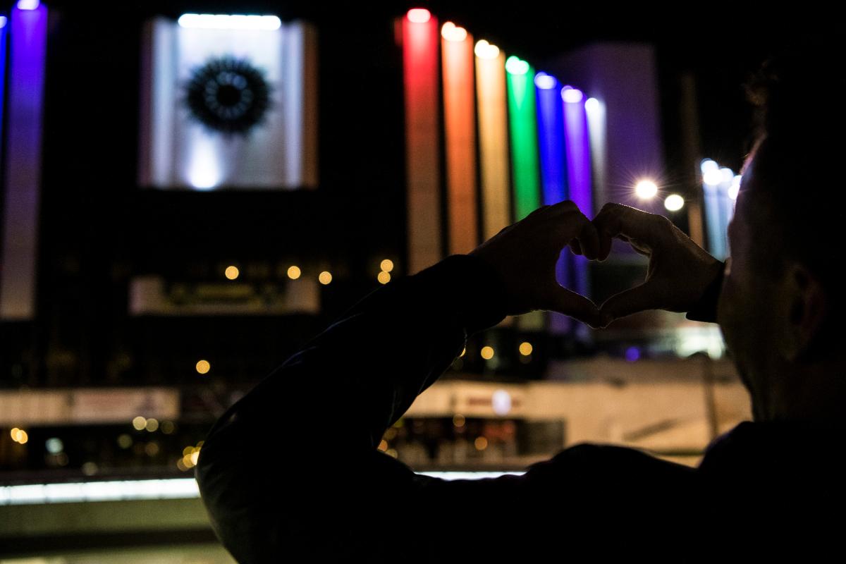 Rainbow Over Hate